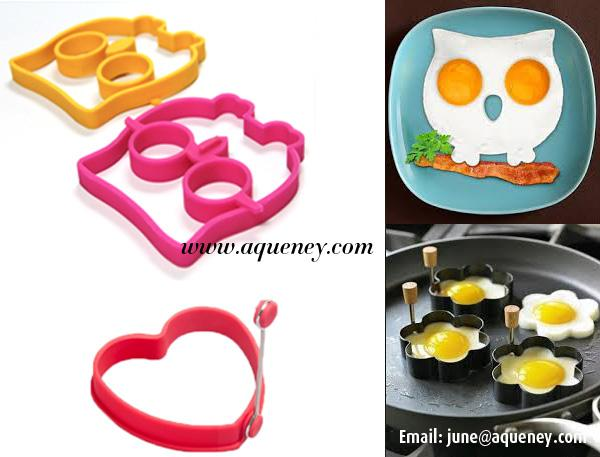 The Egg Boiler Silicone Egg Omelettes With FDA, Eco-friendly Silicone