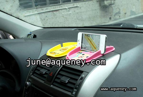 Anti Slip Sticky Pad Mat Stand Holder Dashboard Mobile Gps