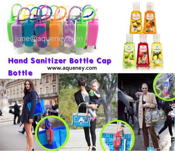 High quality Hand Sanitizer Bottle Silicone Holders, pocketbac holders for travel