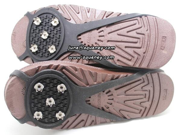Buy the hot new Skidproof Rubber Shoes Cover With Safe Steel-Studded