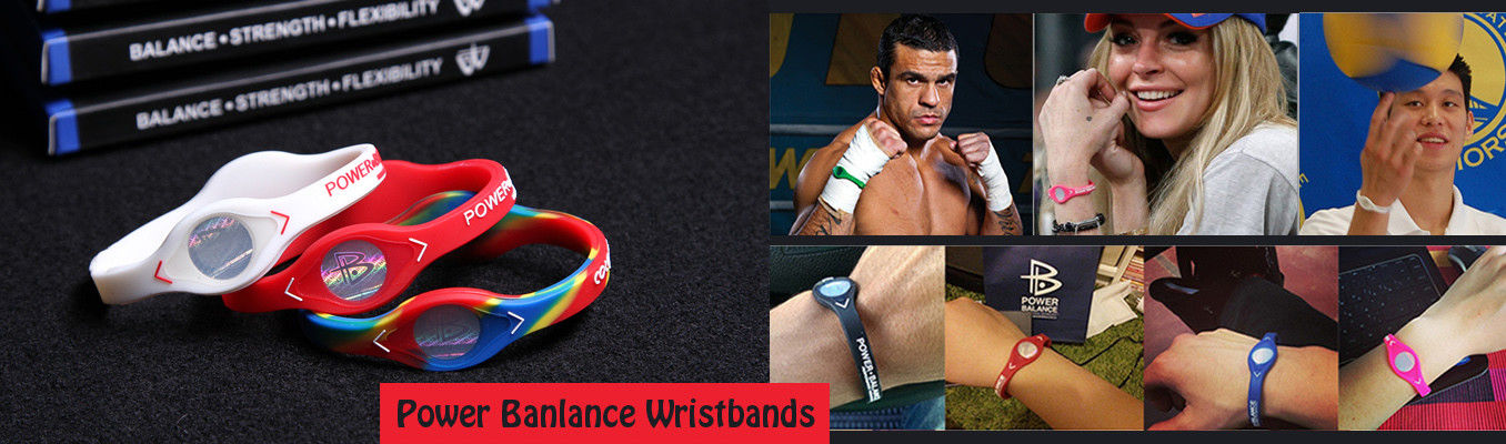 Silicone Bracelets, wristbands