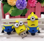 Bulk Despicable Me USB Flash Drive 4GB, 8GB, 16GB, 32GB, 64GB USB 2.0