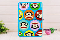 China Paul Frank Silicone Case For Ipad Air Half Colorful Monkey Zoom Julius factory