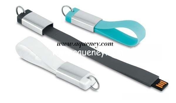 On sell Silicone lanyard usb drive, Silicone Strap USB Flash Drive