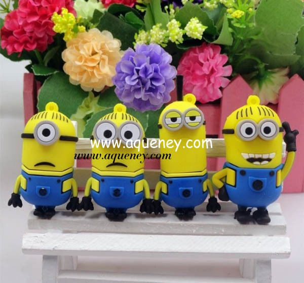 Despicable Me USB Flash Drive, minion usb flash drives with factory price