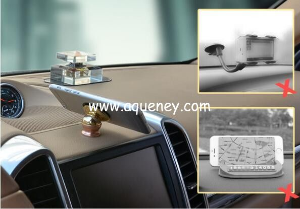 Factory Best Sale Magnet 360 Rotating magnetic car cell mobile phone holder
