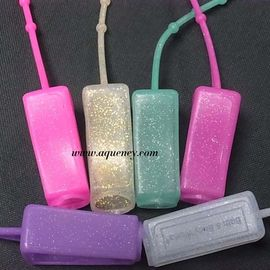 NEW Silicone perfume holder, Silicone sanitizer holder with bottle