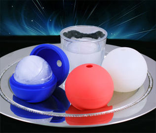 China Custom made Silicone ice-sphere mold for Bar factory