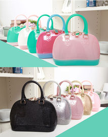 Wholesale Fashion Silicon Jelly Shell Bag Multi-function Shell Bag from China