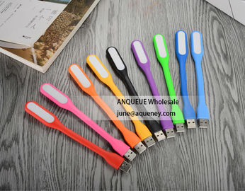 Color ful LED USB Light For Power Bank Flexible USB LED Light
