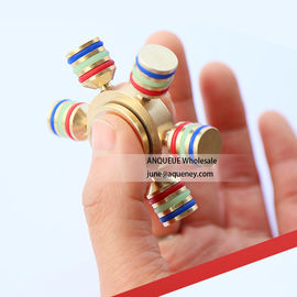 EDC Fidget Toy Hand Finger Spinner Toys For Adults,Hybrid Ceramic Bearing 608 for Tri Spinner Finger