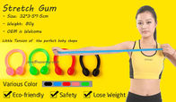 Buy sport products silicon stretch gum,fitness jelly body stretch with factory price